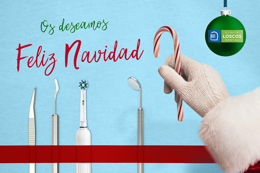 Felicitación Navidad Clínica Loscos