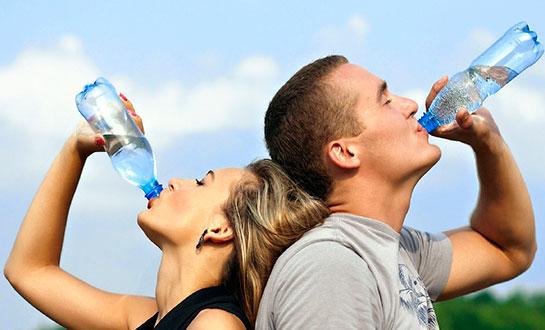 Hidratación boca seca