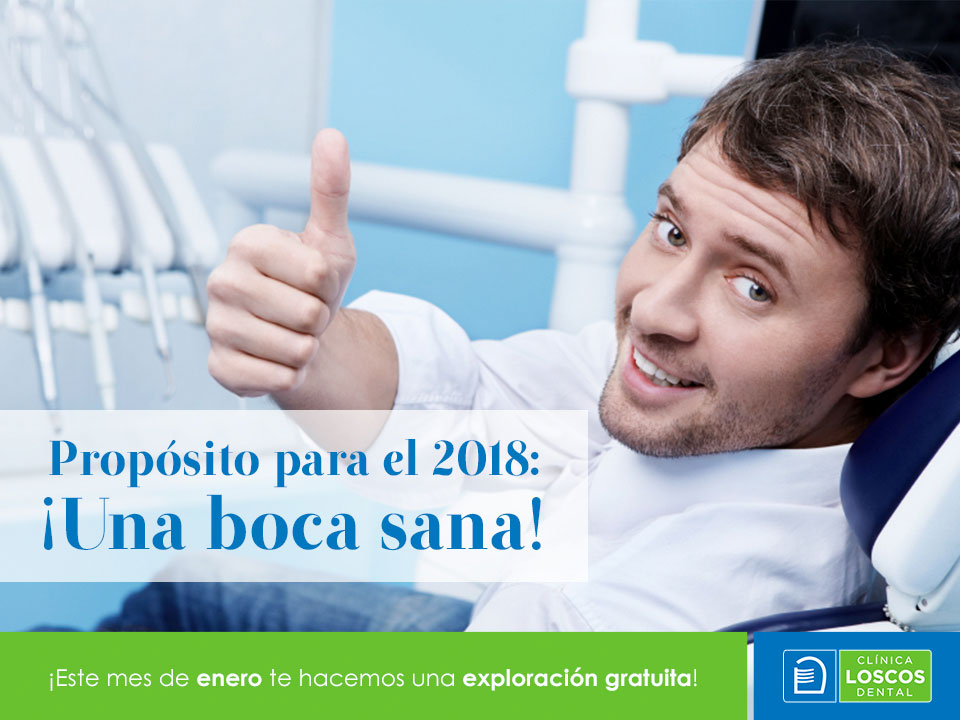 Exploración dental gratuita