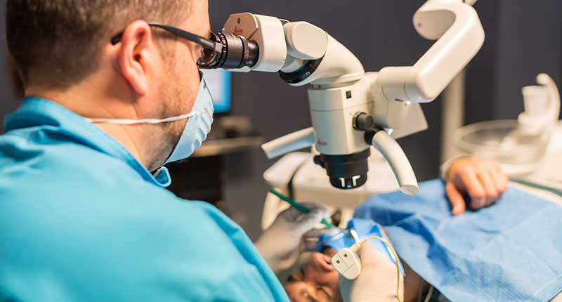 Tratamiento del síndrome diente fisurado