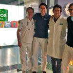 Recibimos la visita del Dr. Paul Cabezas